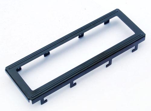 浅谈LCD模块铁框的分类